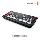 [가격인하] ATEM Mini Pro ISO [케이블, 삼성T5 SSD 무료 증정 이벤트]
